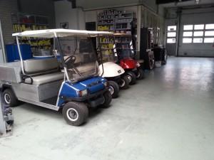 gebruikte golfcars